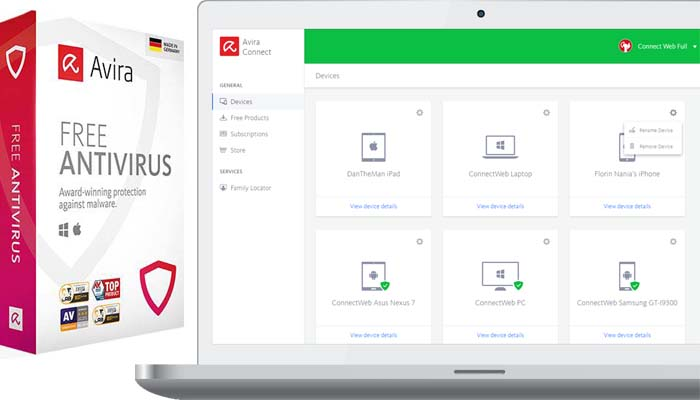 avira antivirus download