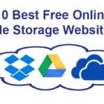10 best free online storage websites