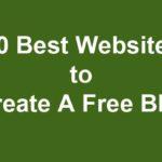10 best free blogging site