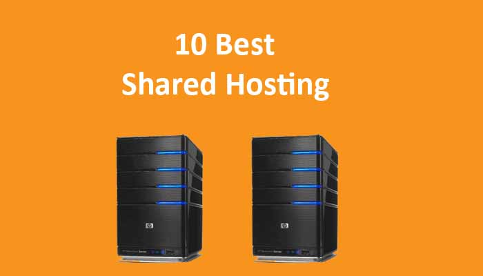 10 Best shared hosting providers
