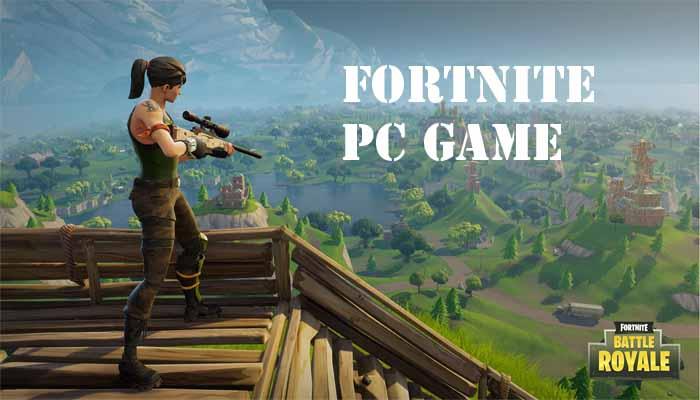 fortnite pc game download
