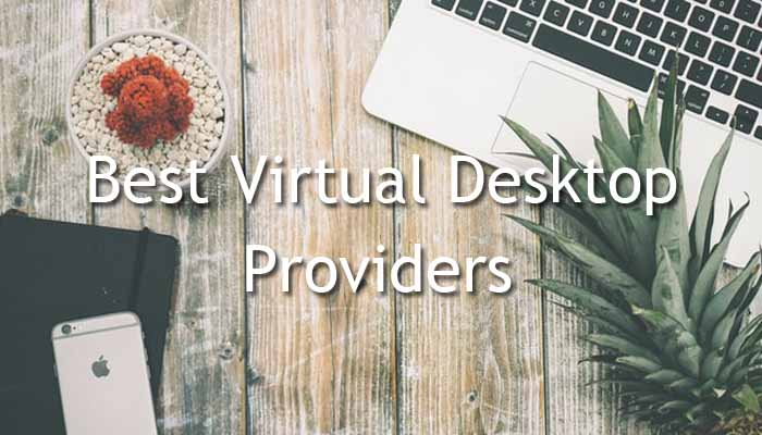 best virtual desktop providers