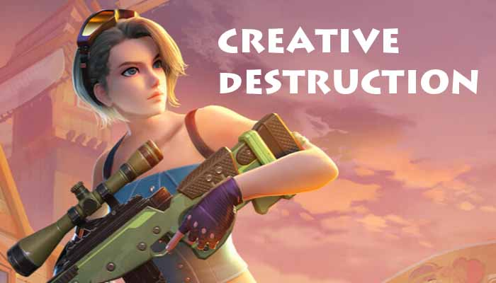creative destruction game download