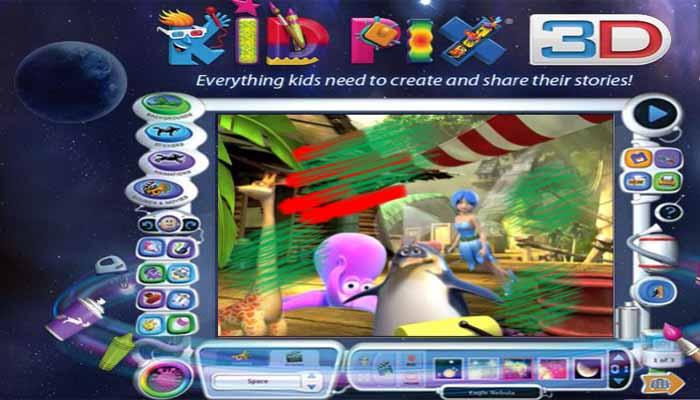 kid pix 3d free download