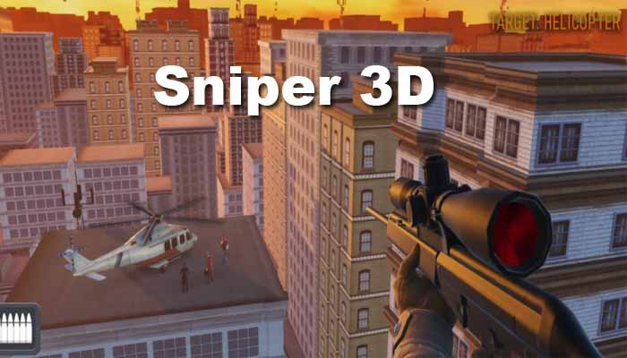 sniper 3D download for android