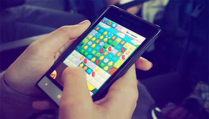 top mobile games categories
