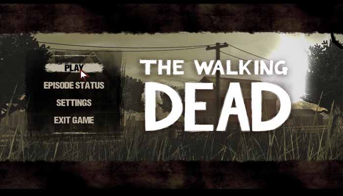 the walking dead game free download for pc