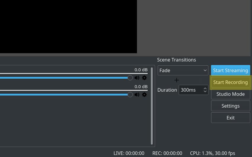 free screen recorder no watermark – start recording