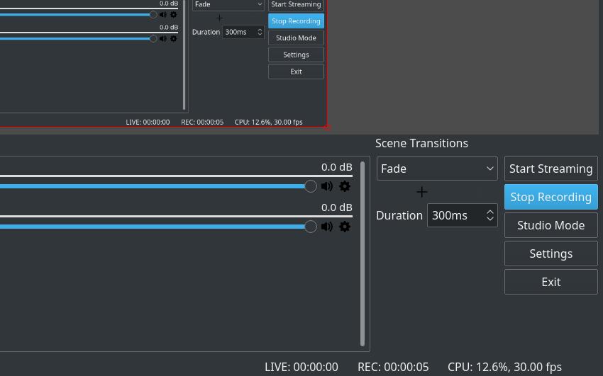 screen recorder no watermark – stop recording