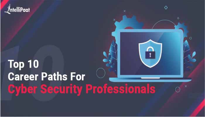 career paths for cyber security professionals